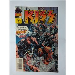 Kiss ( dark horse ) No. 2 Year 2002