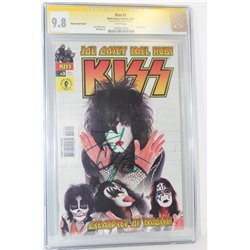 Kiss ( dark horse ) No. 3 Year 2002