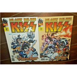 Kiss ( dark horse ) No. 6 Year 2002