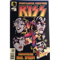Kiss ( dark horse ) No. 7 Year 2002