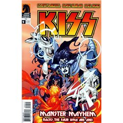 Kiss ( dark horse ) No. 9 Year 2002