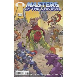 Masters Of The Universe  No. 1 Year 2002