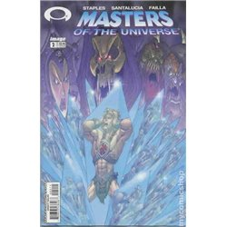 Masters Of The Universe  No. 2 Year 2002