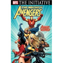 The Mighty Avengers  No. 1 Year 2007