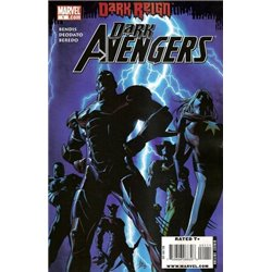 Dark Avengers  No. 1 Year 2009