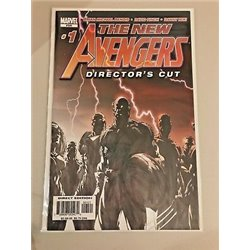 The New Avengers No. 1 Year 2005