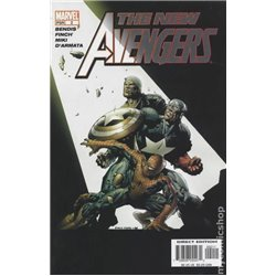 The New Avengers No. 2 Year 2005