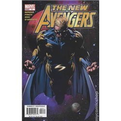 The New Avengers No. 3 Year 2005