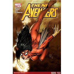 The New Avengers No. 4 Year 2005