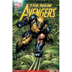 The New Avengers No. 5 Year 2005