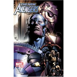 The New Avengers No. 6 Year 2005