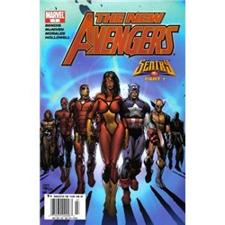 The New Avengers No. 7 Year 2005