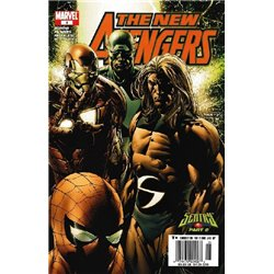 The New Avengers No. 8 Year 2005