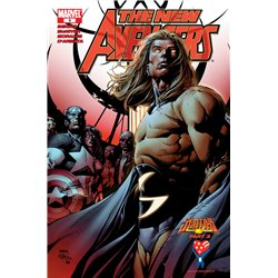 The New Avengers No. 9 Year 2005