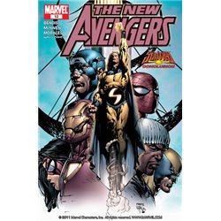 The New Avengers No. 10 Year 2005