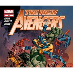 The New Avengers No. 20 Year 2010