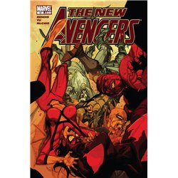The New Avengers No. 32 Year 2007