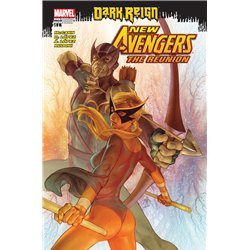 The New Avengers ( the Reunion ) No. 1 Year 2009