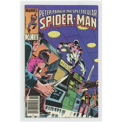 Peter Parker Spider-Man No. 84 Year 1883