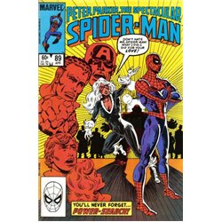 Peter Parker Spider-Man No. 89 Year 1984