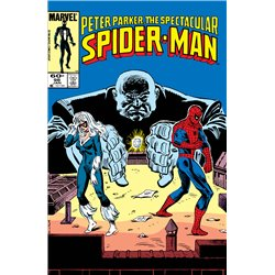 Peter Parker Spider-Man No. 98 Year 1986