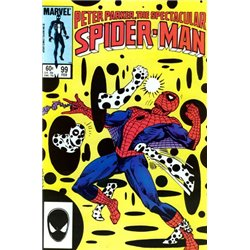 Peter Parker Spider-Man No. 99 Year 1985