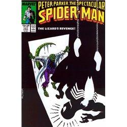 Peter Parker Spider-Man No. 127 Year 1987
