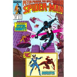 Peter Parker Spider-Man No. 128 Year 1987