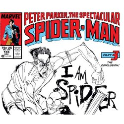 Peter Parker Spider-Man No. 133 Year 1987
