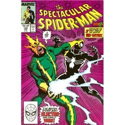 Peter Parker Spider-Man No. 135 Year 1988