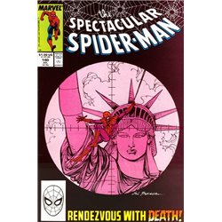 Peter Parker Spider-Man No. 140 Year 1988