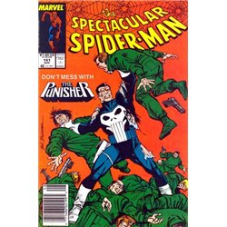 Peter Parker Spider-Man No. 141 Year 1988