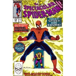 Peter Parker Spider-Man No. 158 Year 1989