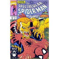 Peter Parker Spider-Man No. 172 Year 1991