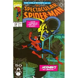 Peter Parker Spider-Man No. 178 Year 1991