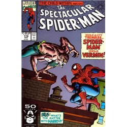 Peter Parker Spider-Man No. 179 Year 1991