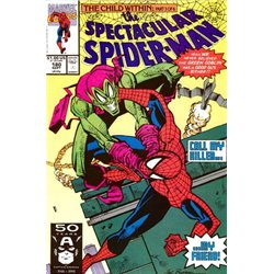 Peter Parker Spider-Man No. 180 Year 1991