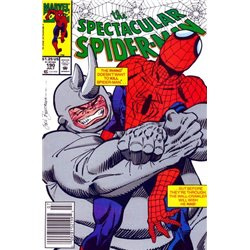 Peter Parker Spider-Man No. 190 Year 1992