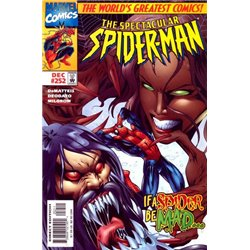Peter Parker Spider-Man No. 252 Year 1997