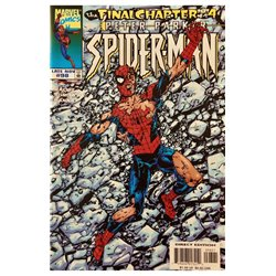Peter Parker Spider-Man No. 98 Year 1998