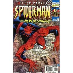 Peter Parker Spider-Man No. 1 Year 1999