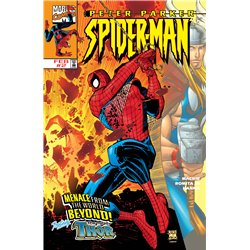 Peter Parker Spider-Man No. 2 Year 1999