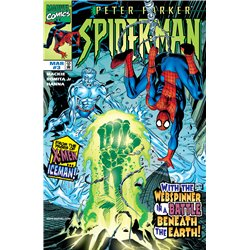 Peter Parker Spider-Man No. 3 Year 1999