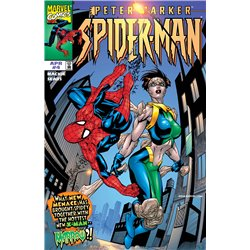 Peter Parker Spider-Man No. 4 Year 1999