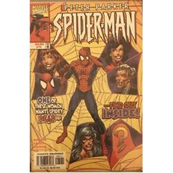 Peter Parker Spider-Man No. 5 Year 1999