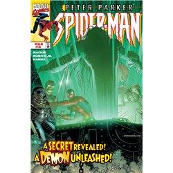 Peter Parker Spider-Man No. 8 Year 1999