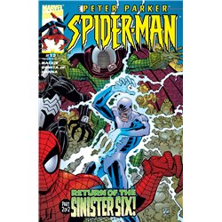 Peter Parker Spider-Man No. 12 Year 1999