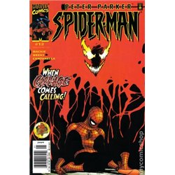 Peter Parker Spider-Man No. 13 Year 1999