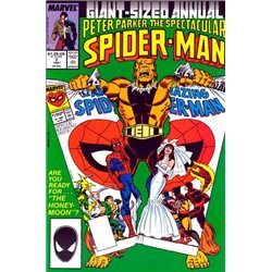 Peter Parker Spider-Man  No. Annual 7 Year 1987