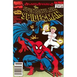 Peter Parker Spider-Man  No. Annual 9  Year 1989